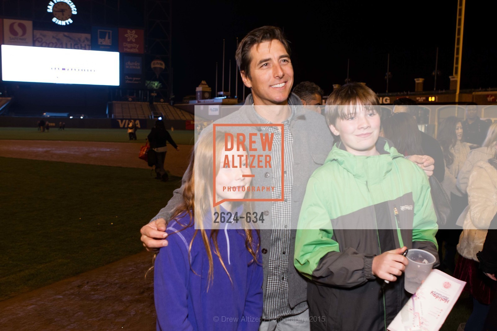 Jonny Moseley, Holiday Heroes 2015, AT&T Park, December 7th, 2015,Drew Altizer, Drew Altizer Photography, full-service agency, private events, San Francisco photographer, photographer california