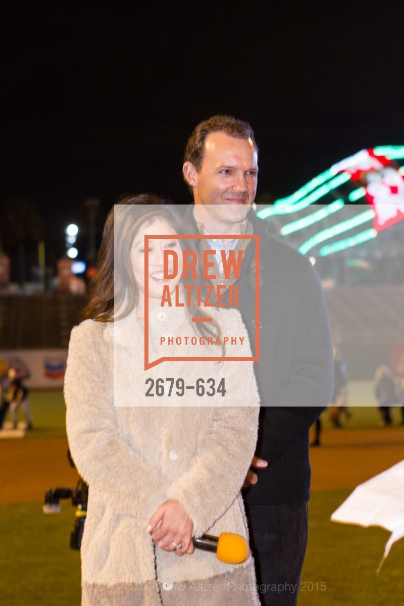 Kristi Yamaguchi, Bret Hedican, Holiday Heroes 2015, AT&T Park, December 7th, 2015,Drew Altizer, Drew Altizer Photography, full-service event agency, private events, San Francisco photographer, photographer California