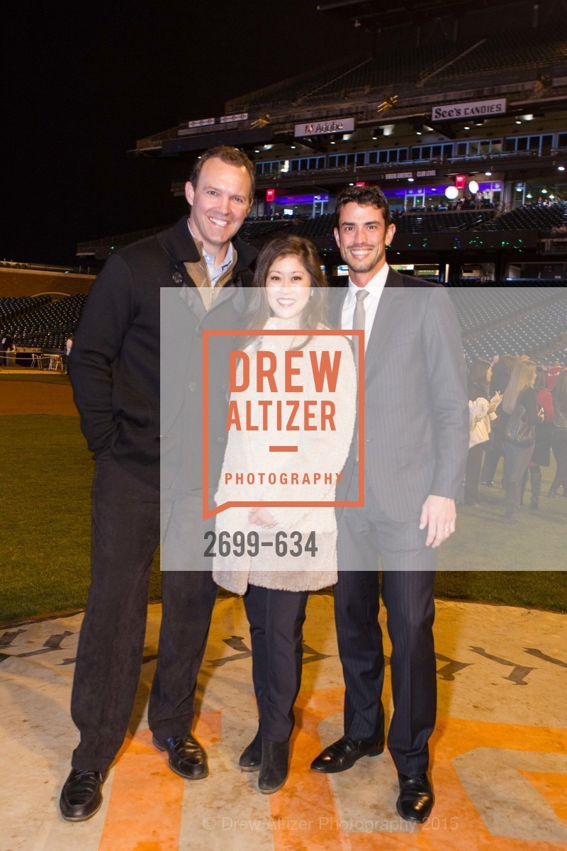 Bret Hedican, Kristi Yamaguchi, Federico Sandino, Holiday Heroes 2015, AT&T Park, December 7th, 2015,Drew Altizer, Drew Altizer Photography, full-service agency, private events, San Francisco photographer, photographer california