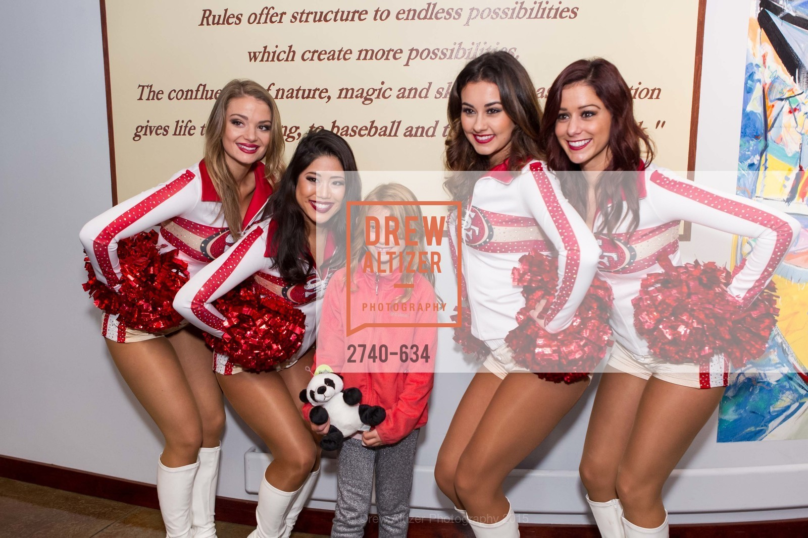 Karina, Yuri, Casey, Jordan, Holiday Heroes 2015, AT&T Park, December 7th, 2015,Drew Altizer, Drew Altizer Photography, full-service agency, private events, San Francisco photographer, photographer california