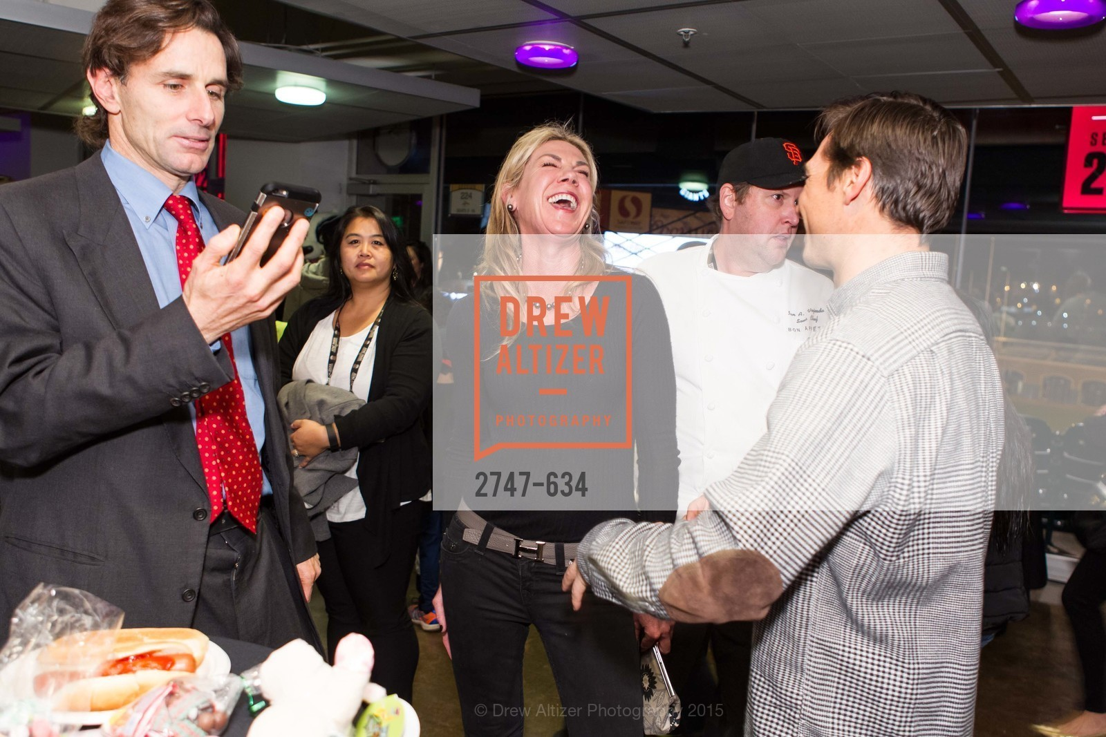 Paul Pelosi, Holiday Heroes 2015, AT&T Park, December 7th, 2015,Drew Altizer, Drew Altizer Photography, full-service agency, private events, San Francisco photographer, photographer california