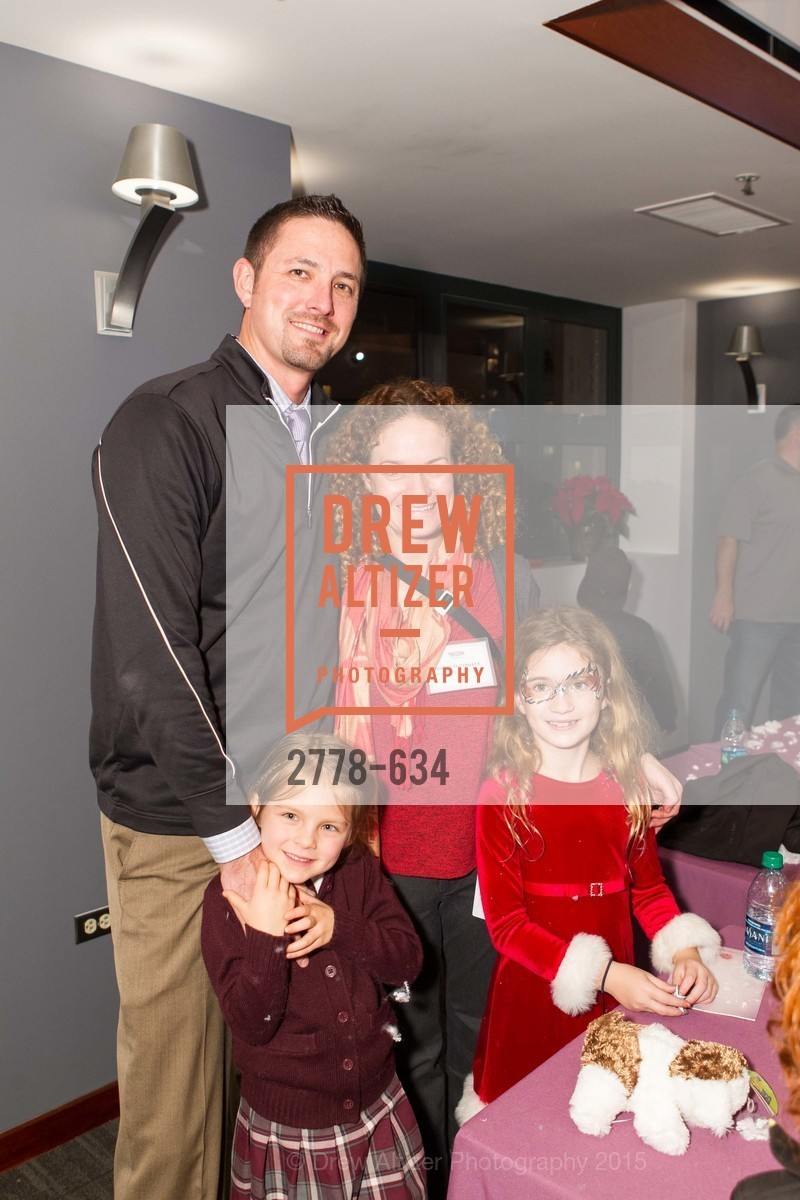 Jose Gordon, Elena Gordon, Kira Barden, Joanne Pasternack, Holiday Heroes 2015, AT&T Park, December 7th, 2015,Drew Altizer, Drew Altizer Photography, full-service agency, private events, San Francisco photographer, photographer california