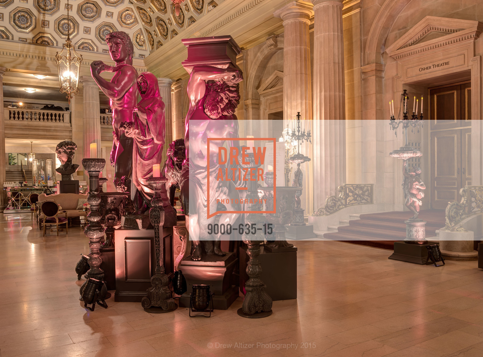 Atmosphere, An Evening on the Stage Honoring Renaissance Man Gordon Getty, War Memorial Opera House. 301 Van Ness Ave, December 7th, 2015,Drew Altizer, Drew Altizer Photography, full-service event agency, private events, San Francisco photographer, photographer California