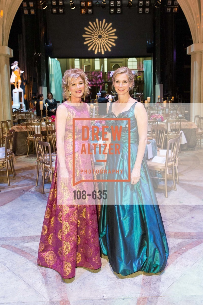 Mary Poland, Courtney Labe, An Evening on the Stage Honoring Renaissance Man Gordon Getty, War Memorial Opera House. 301 Van Ness Ave, December 7th, 2015,Drew Altizer, Drew Altizer Photography, full-service agency, private events, San Francisco photographer, photographer california
