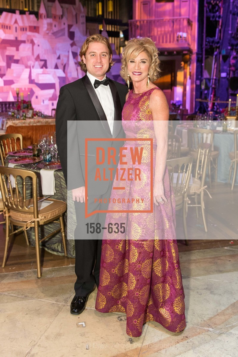 Stratton Poland, Mary Poland, An Evening on the Stage Honoring Renaissance Man Gordon Getty, War Memorial Opera House. 301 Van Ness Ave, December 7th, 2015,Drew Altizer, Drew Altizer Photography, full-service agency, private events, San Francisco photographer, photographer california