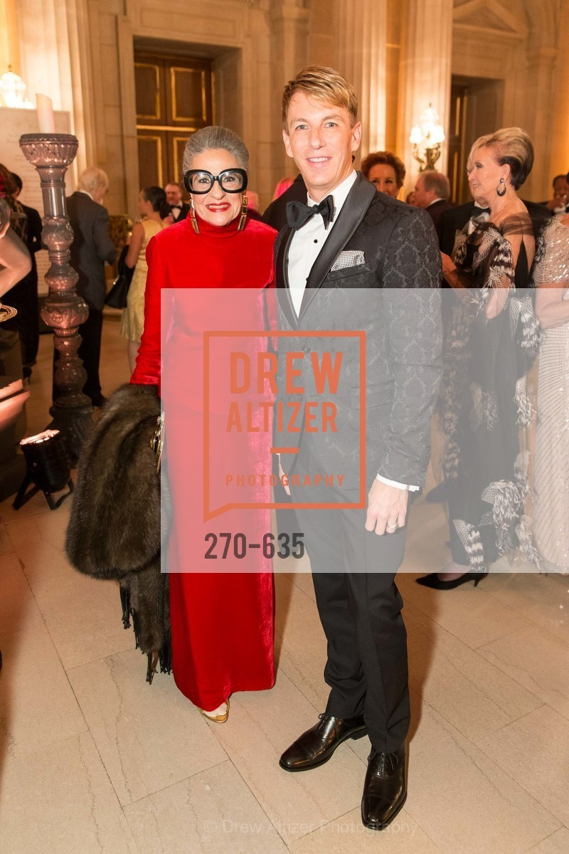 Joy Venturini Bianchi, Jack Calhoun, An Evening on the Stage Honoring Renaissance Man Gordon Getty, War Memorial Opera House. 301 Van Ness Ave, December 7th, 2015,Drew Altizer, Drew Altizer Photography, full-service agency, private events, San Francisco photographer, photographer california