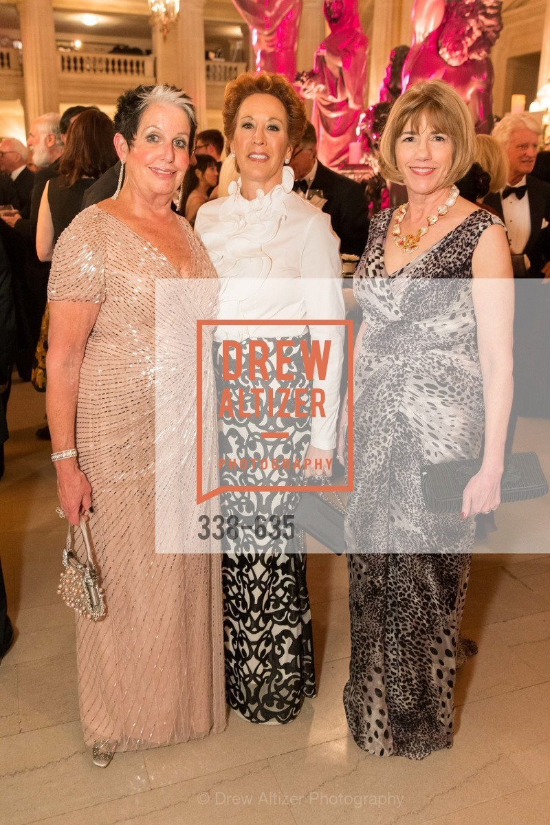 Karen Kubin, Amy Millman, Nancy Cunningham Clark, An Evening on the Stage Honoring Renaissance Man Gordon Getty, War Memorial Opera House. 301 Van Ness Ave, December 7th, 2015,Drew Altizer, Drew Altizer Photography, full-service agency, private events, San Francisco photographer, photographer california