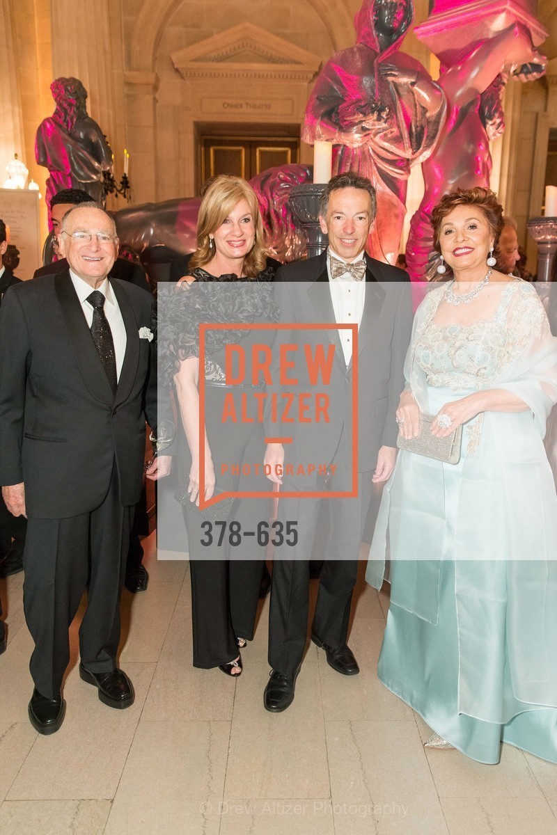Jan Shrem, Karen Walker, Rich Walker, Maria Manetti Shrem, An Evening on the Stage Honoring Renaissance Man Gordon Getty, War Memorial Opera House. 301 Van Ness Ave, December 7th, 2015,Drew Altizer, Drew Altizer Photography, full-service agency, private events, San Francisco photographer, photographer california