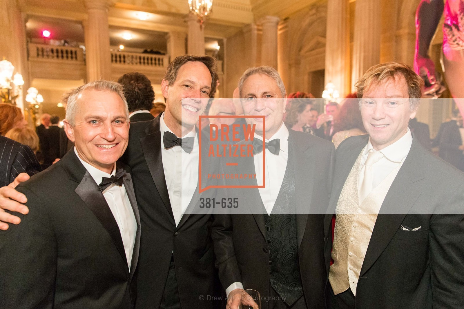 Curt Brannom, Jake Heggie, John Corigliano, Mark Adamo, An Evening on the Stage Honoring Renaissance Man Gordon Getty, War Memorial Opera House. 301 Van Ness Ave, December 7th, 2015,Drew Altizer, Drew Altizer Photography, full-service agency, private events, San Francisco photographer, photographer california