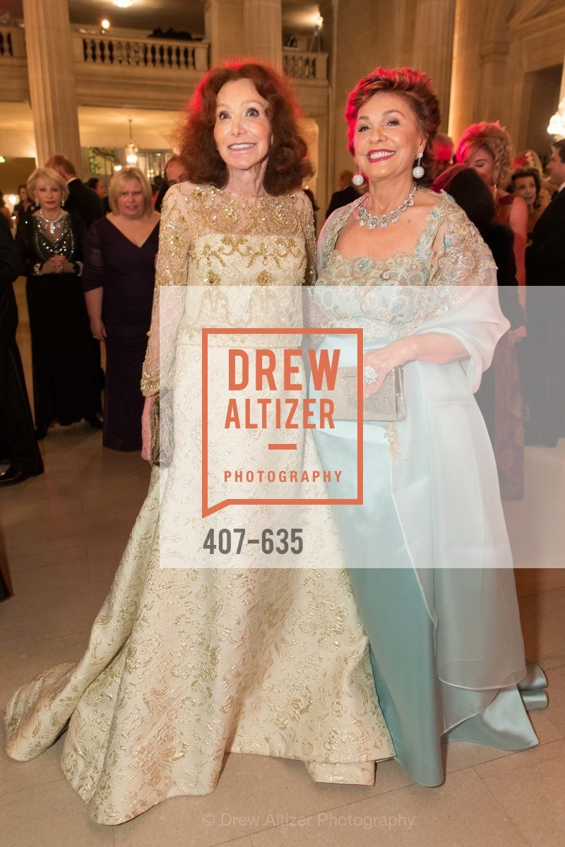 Ann Getty, Maria Manetti Shrem, An Evening on the Stage Honoring Renaissance Man Gordon Getty, War Memorial Opera House. 301 Van Ness Ave, December 7th, 2015,Drew Altizer, Drew Altizer Photography, full-service agency, private events, San Francisco photographer, photographer california