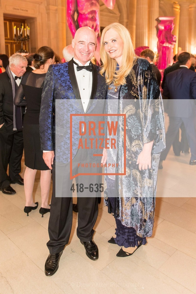 Christopher Freye, Beth Townsend, An Evening on the Stage Honoring Renaissance Man Gordon Getty, War Memorial Opera House. 301 Van Ness Ave, December 7th, 2015,Drew Altizer, Drew Altizer Photography, full-service agency, private events, San Francisco photographer, photographer california