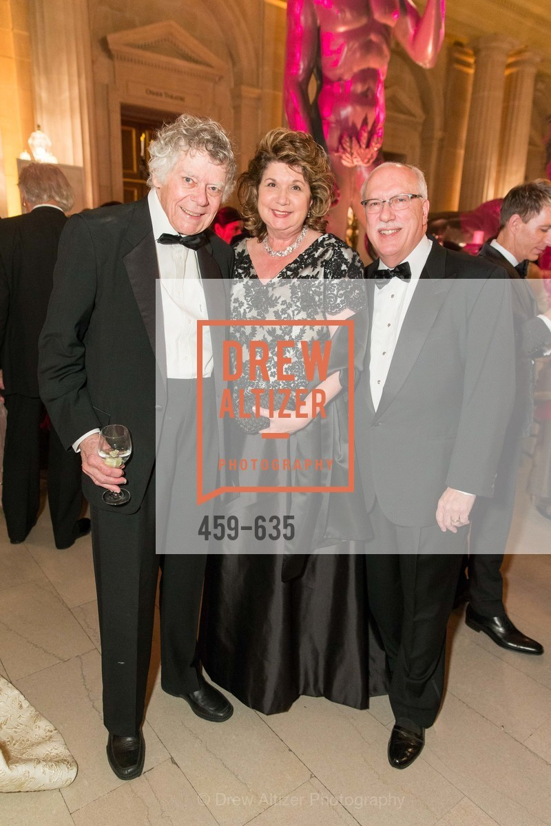 Gordon Getty, Pamela Glougao, Richard Glougau, An Evening on the Stage Honoring Renaissance Man Gordon Getty, War Memorial Opera House. 301 Van Ness Ave, December 7th, 2015,Drew Altizer, Drew Altizer Photography, full-service agency, private events, San Francisco photographer, photographer california
