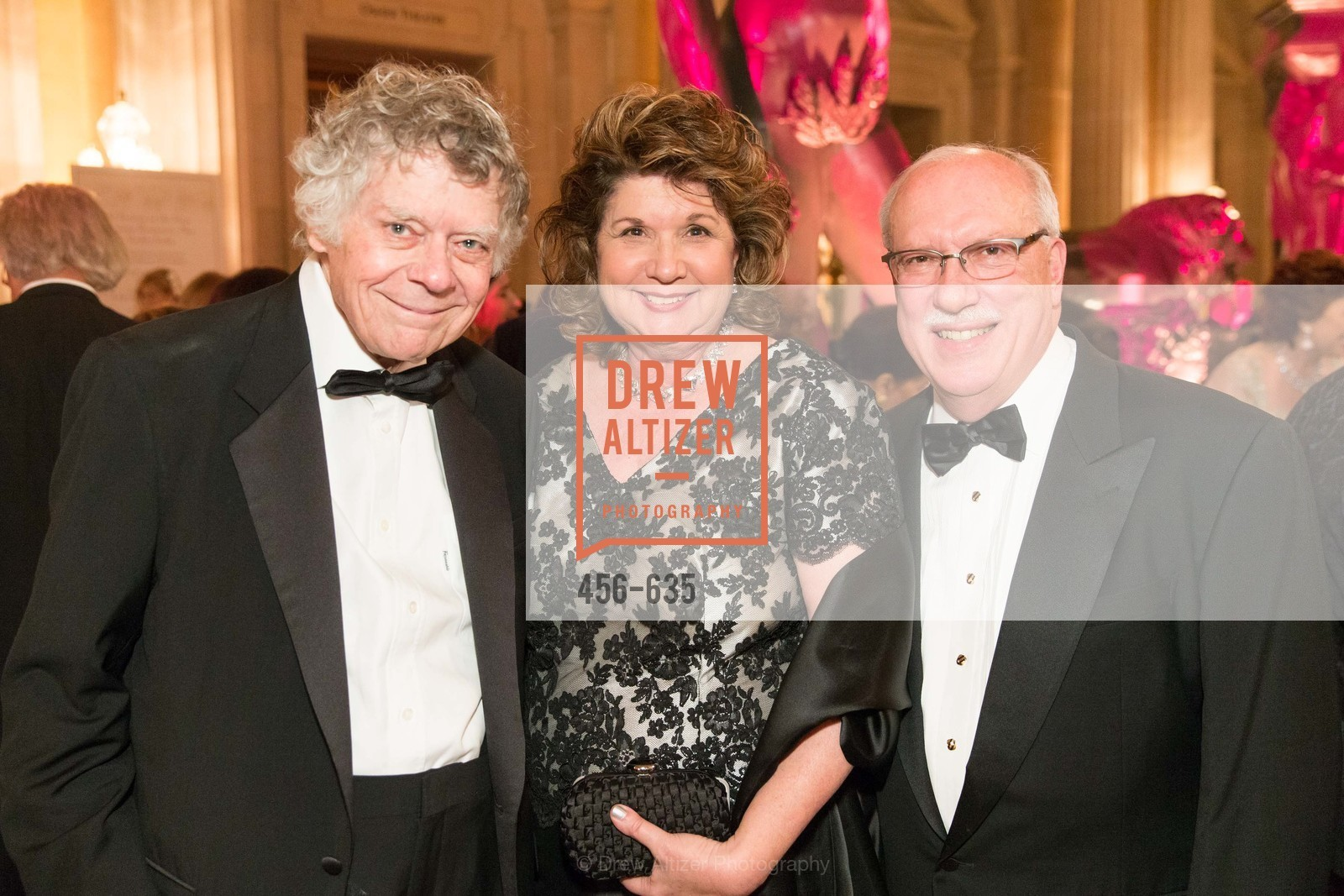 Gordon Getty, Pamela Glougao, Richard Glougau, An Evening on the Stage Honoring Renaissance Man Gordon Getty, War Memorial Opera House. 301 Van Ness Ave, December 7th, 2015,Drew Altizer, Drew Altizer Photography, full-service event agency, private events, San Francisco photographer, photographer California