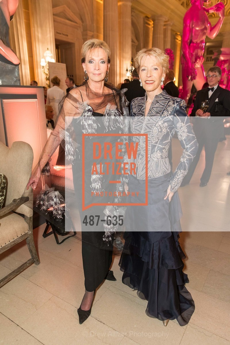 Sallie Huntting, Barbara Brookins-schneider, An Evening on the Stage Honoring Renaissance Man Gordon Getty, War Memorial Opera House. 301 Van Ness Ave, December 7th, 2015,Drew Altizer, Drew Altizer Photography, full-service agency, private events, San Francisco photographer, photographer california