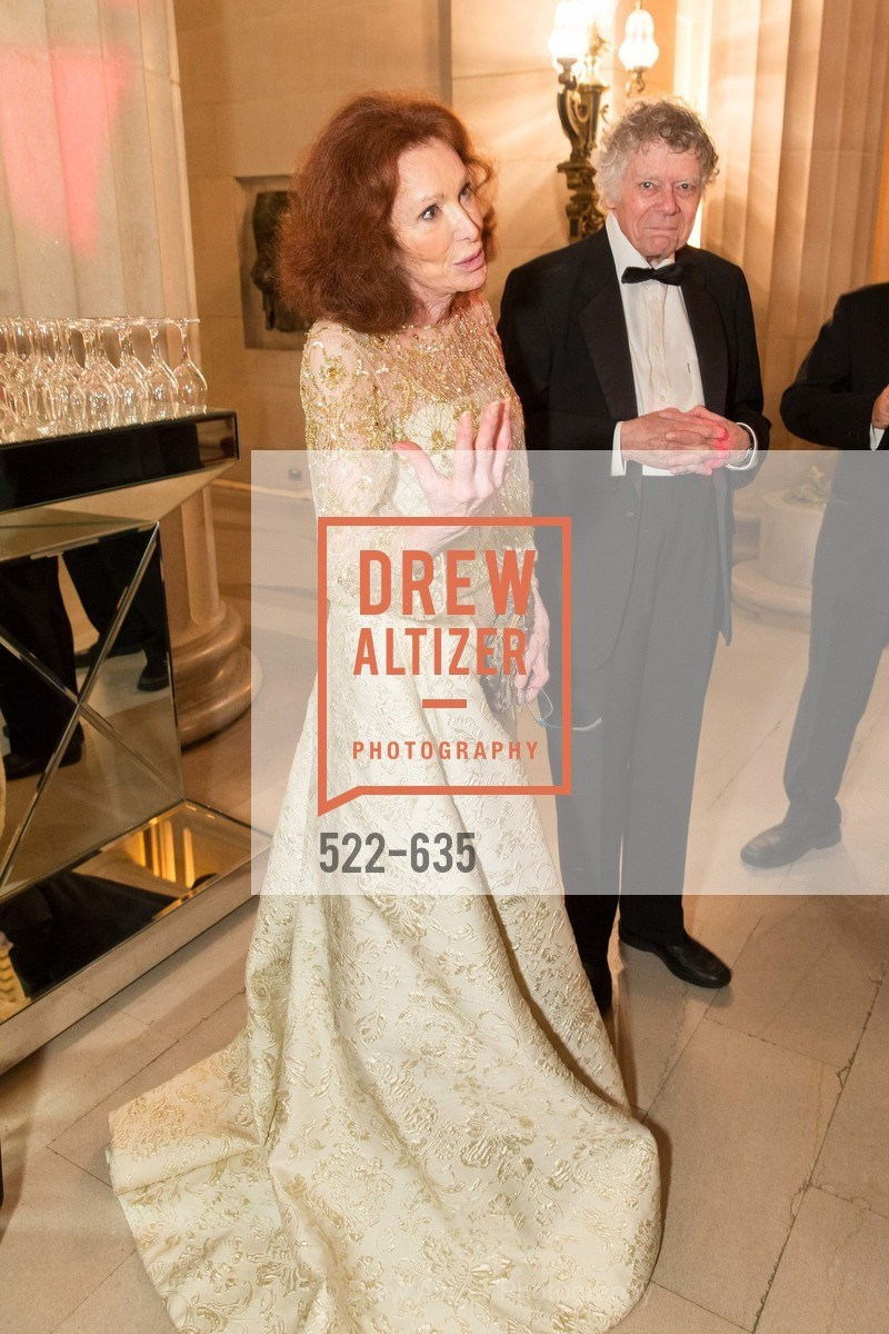 Ann Getty, Gordon Getty, An Evening on the Stage Honoring Renaissance Man Gordon Getty, War Memorial Opera House. 301 Van Ness Ave, December 7th, 2015,Drew Altizer, Drew Altizer Photography, full-service agency, private events, San Francisco photographer, photographer california