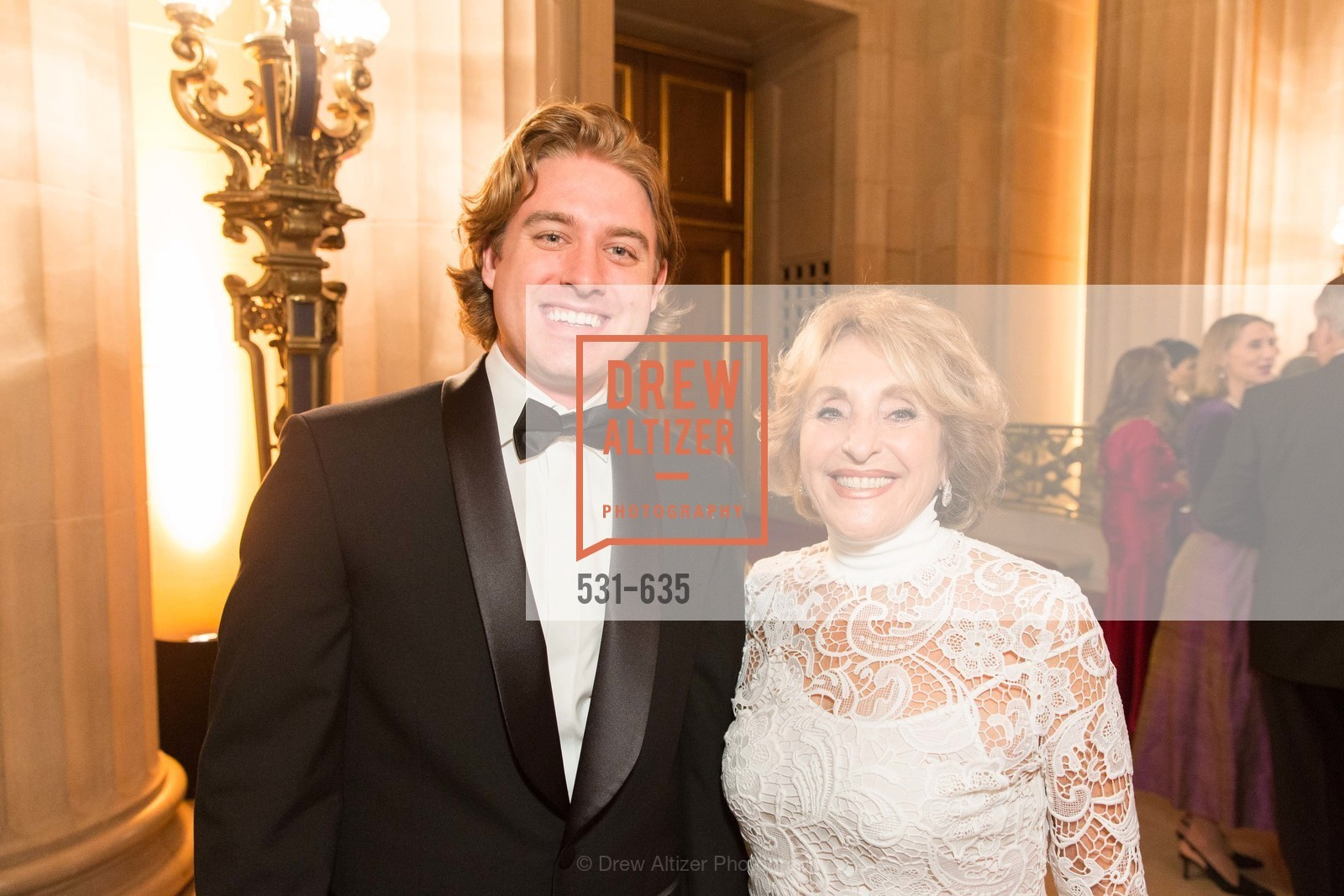 Stratton Poland, Nazan Orr, An Evening on the Stage Honoring Renaissance Man Gordon Getty, War Memorial Opera House. 301 Van Ness Ave, December 7th, 2015,Drew Altizer, Drew Altizer Photography, full-service agency, private events, San Francisco photographer, photographer california