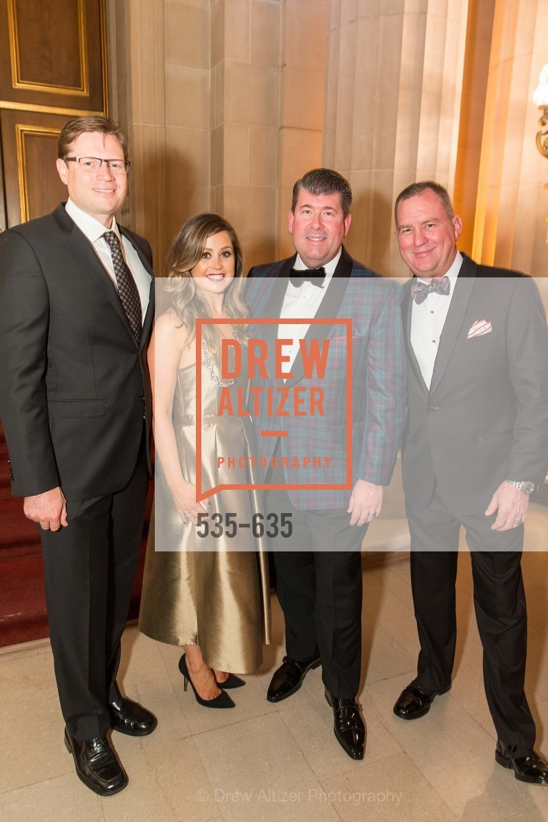 Jonathan Nichols, Shannon Blunden, Alan Morrell, Mike Genoshe, An Evening on the Stage Honoring Renaissance Man Gordon Getty, War Memorial Opera House. 301 Van Ness Ave, December 7th, 2015,Drew Altizer, Drew Altizer Photography, full-service agency, private events, San Francisco photographer, photographer california