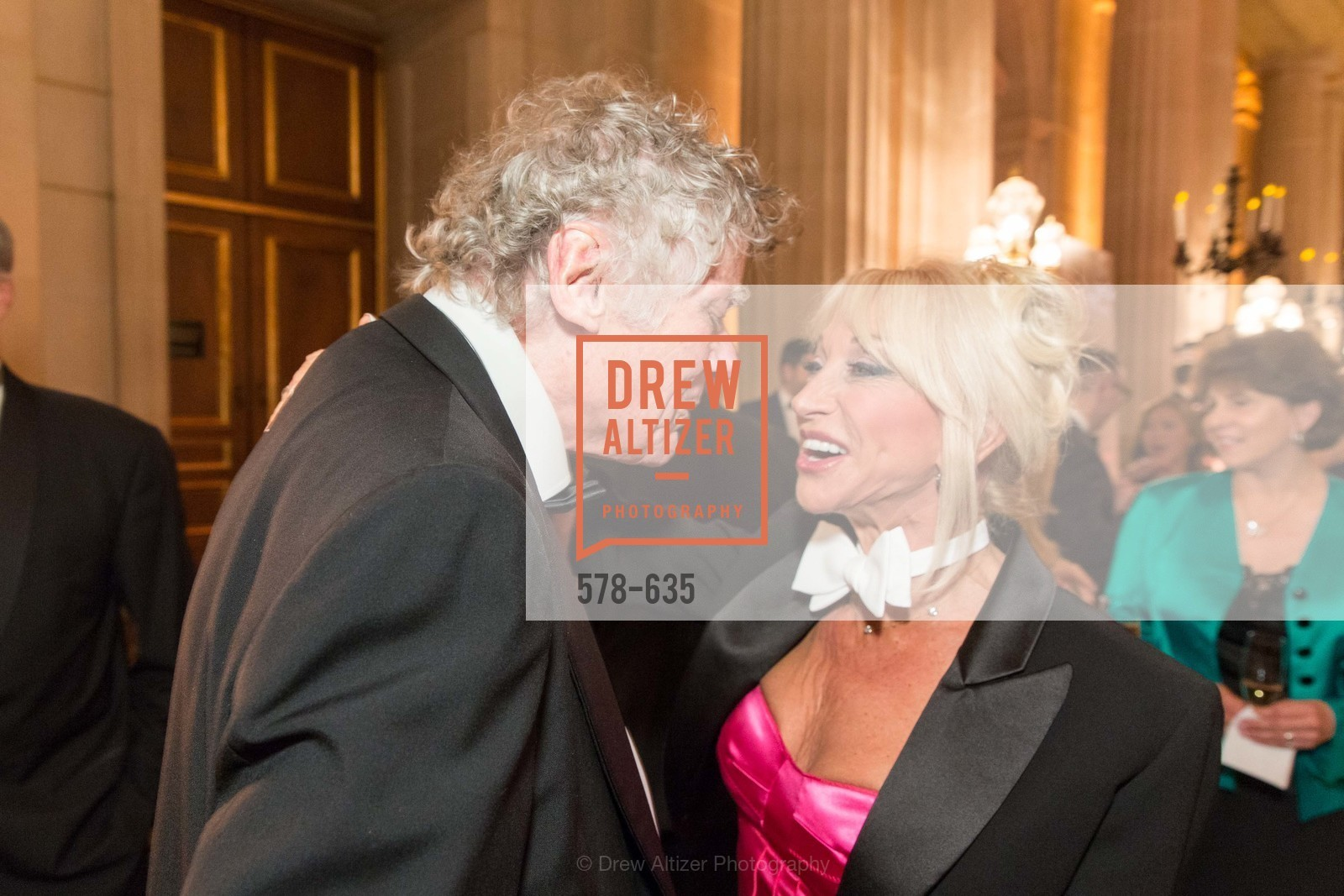 Gordon Getty, Daru Kawalkowski, An Evening on the Stage Honoring Renaissance Man Gordon Getty, War Memorial Opera House. 301 Van Ness Ave, December 7th, 2015,Drew Altizer, Drew Altizer Photography, full-service agency, private events, San Francisco photographer, photographer california