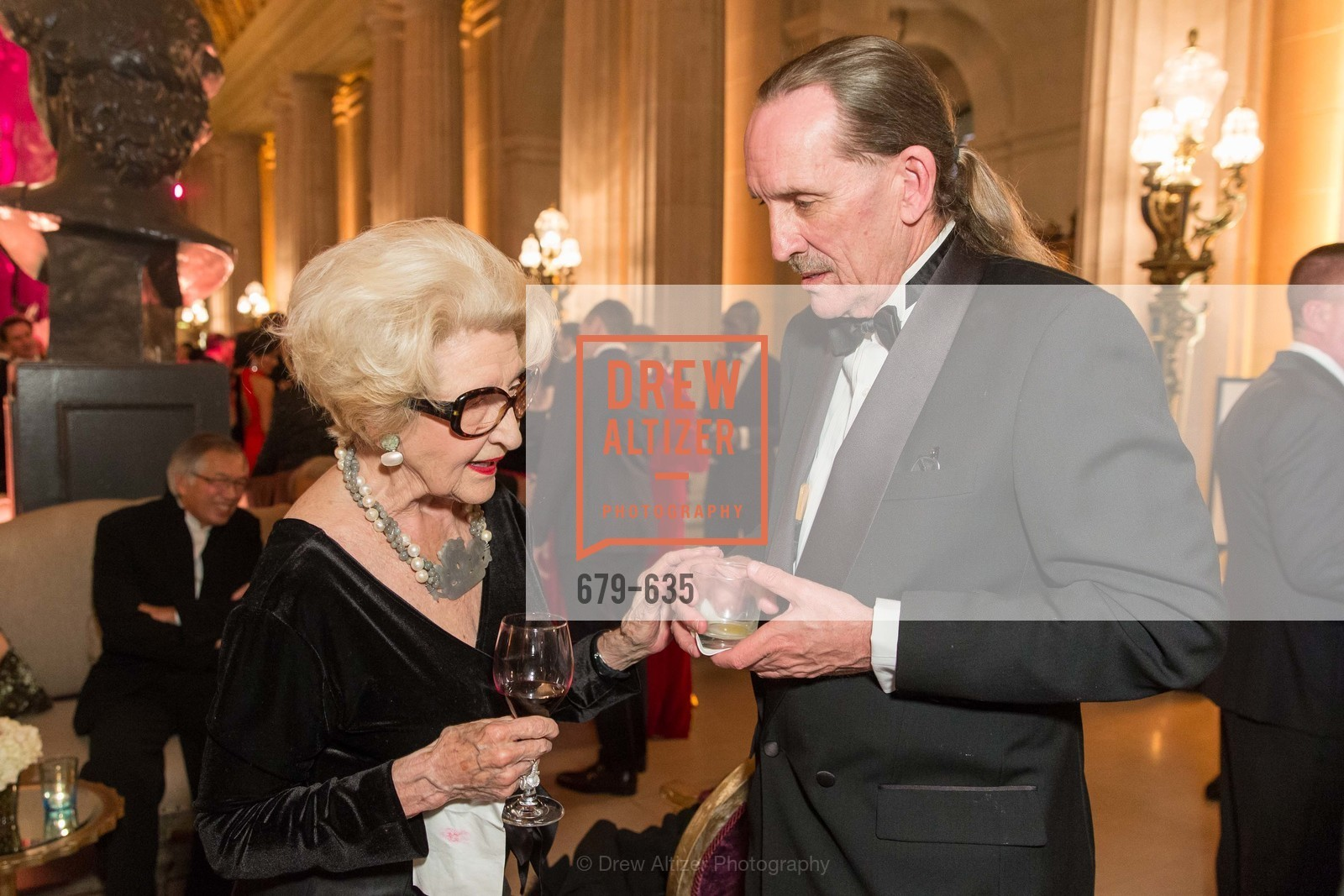 Janelle Relfe, Robin Sutherland, An Evening on the Stage Honoring Renaissance Man Gordon Getty, War Memorial Opera House. 301 Van Ness Ave, December 7th, 2015,Drew Altizer, Drew Altizer Photography, full-service agency, private events, San Francisco photographer, photographer california