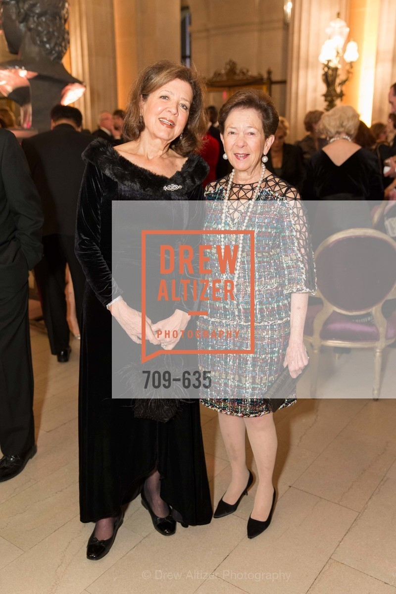 Linda Kemper, Roselyne Swig, An Evening on the Stage Honoring Renaissance Man Gordon Getty, War Memorial Opera House. 301 Van Ness Ave, December 7th, 2015,Drew Altizer, Drew Altizer Photography, full-service agency, private events, San Francisco photographer, photographer california