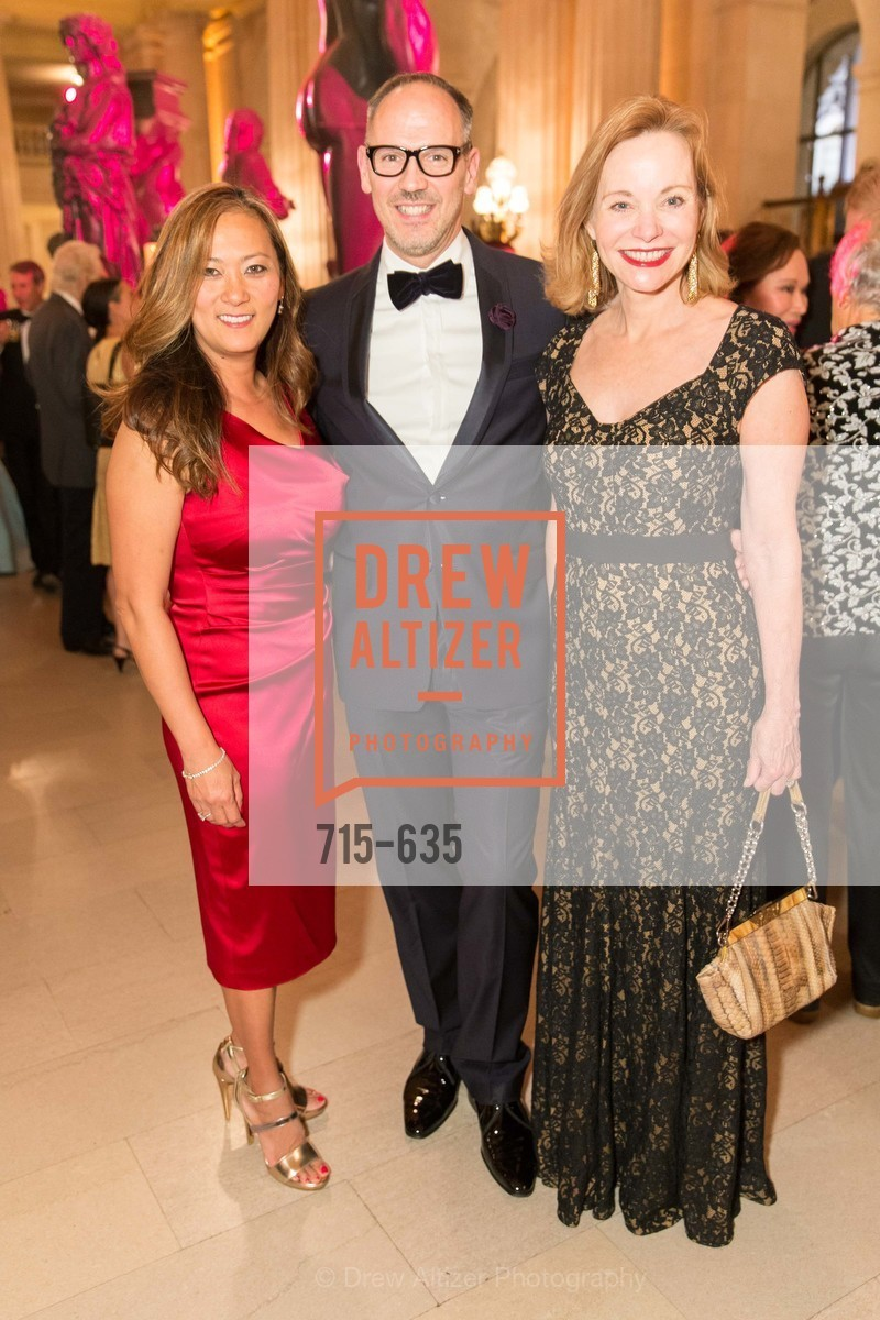 Elizabeth Fullerton, Eric Ormsby, Janice Zakin, An Evening on the Stage Honoring Renaissance Man Gordon Getty, War Memorial Opera House. 301 Van Ness Ave, December 7th, 2015,Drew Altizer, Drew Altizer Photography, full-service event agency, private events, San Francisco photographer, photographer California