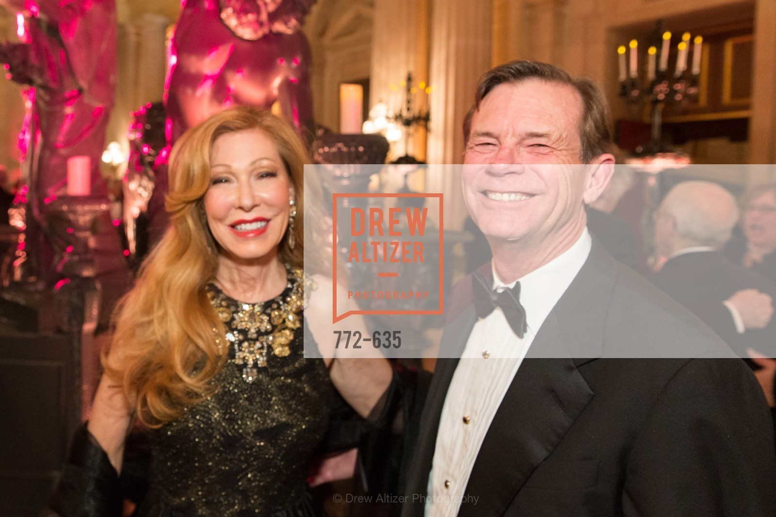 Teresa Medearis, Mark Medlars, An Evening on the Stage Honoring Renaissance Man Gordon Getty, War Memorial Opera House. 301 Van Ness Ave, December 7th, 2015,Drew Altizer, Drew Altizer Photography, full-service agency, private events, San Francisco photographer, photographer california