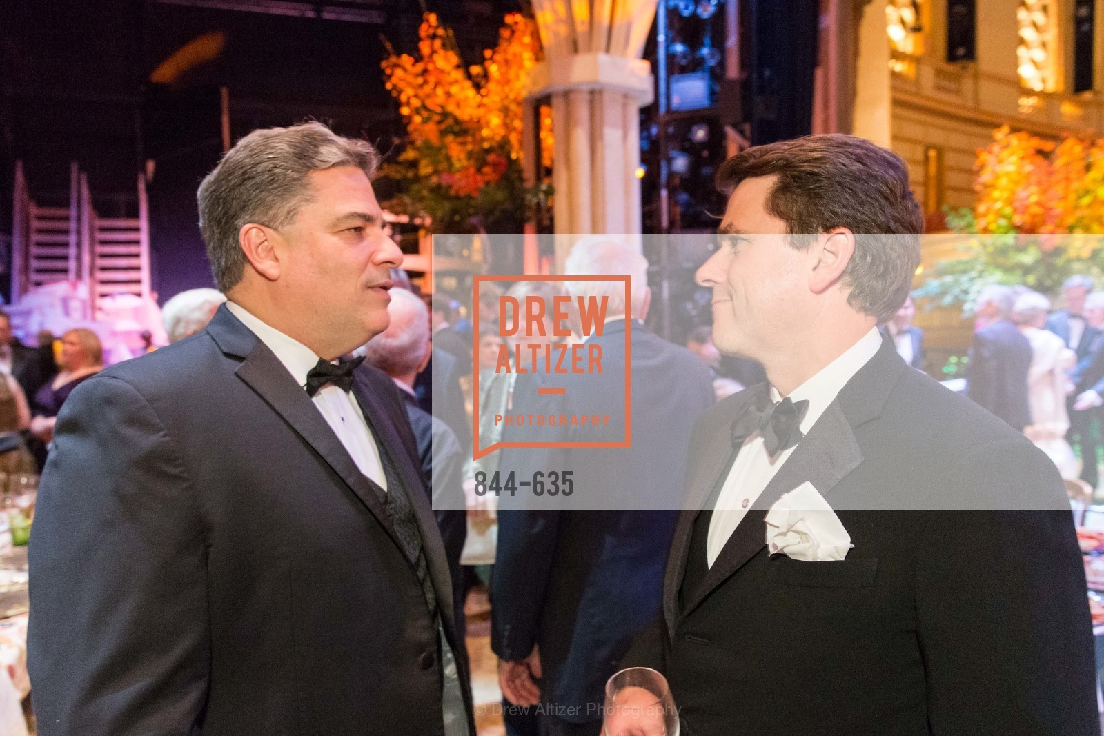 David Stull, Gregory Malin, An Evening on the Stage Honoring Renaissance Man Gordon Getty, War Memorial Opera House. 301 Van Ness Ave, December 7th, 2015,Drew Altizer, Drew Altizer Photography, full-service agency, private events, San Francisco photographer, photographer california