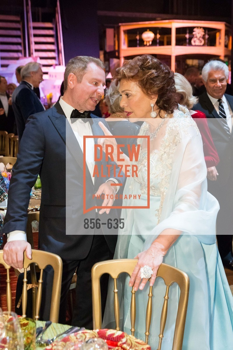 Serge Sorokko, Maria Manetti Shrem, An Evening on the Stage Honoring Renaissance Man Gordon Getty, War Memorial Opera House. 301 Van Ness Ave, December 7th, 2015,Drew Altizer, Drew Altizer Photography, full-service event agency, private events, San Francisco photographer, photographer California