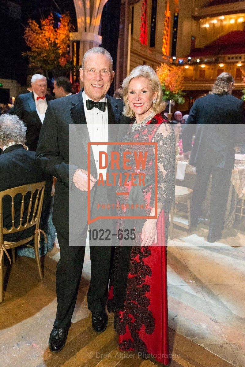 David Gockley, Dede Wilsey, An Evening on the Stage Honoring Renaissance Man Gordon Getty, War Memorial Opera House. 301 Van Ness Ave, December 7th, 2015,Drew Altizer, Drew Altizer Photography, full-service agency, private events, San Francisco photographer, photographer california