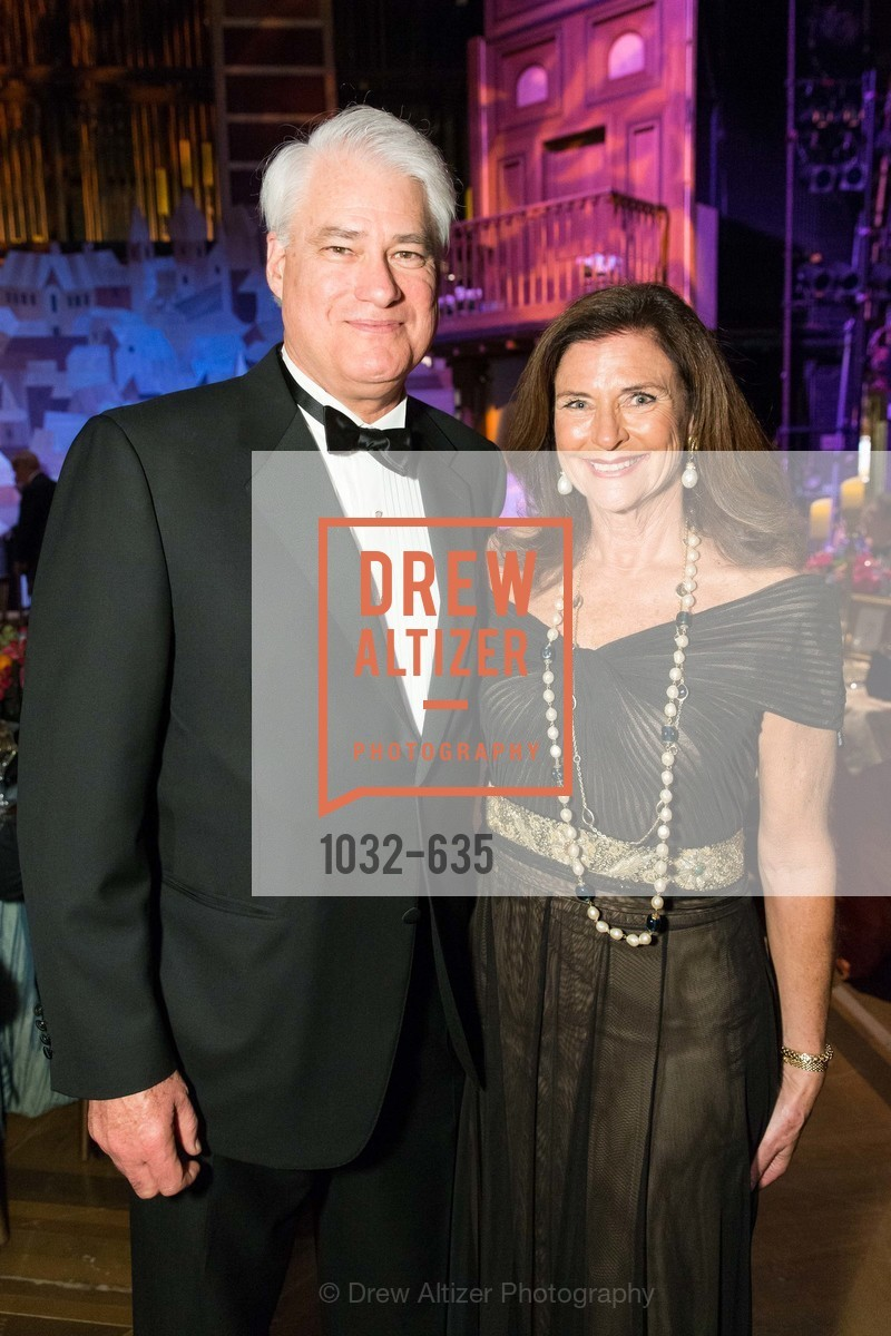 Philip Wilson, Linda Zider, An Evening on the Stage Honoring Renaissance Man Gordon Getty, War Memorial Opera House. 301 Van Ness Ave, December 7th, 2015,Drew Altizer, Drew Altizer Photography, full-service agency, private events, San Francisco photographer, photographer california