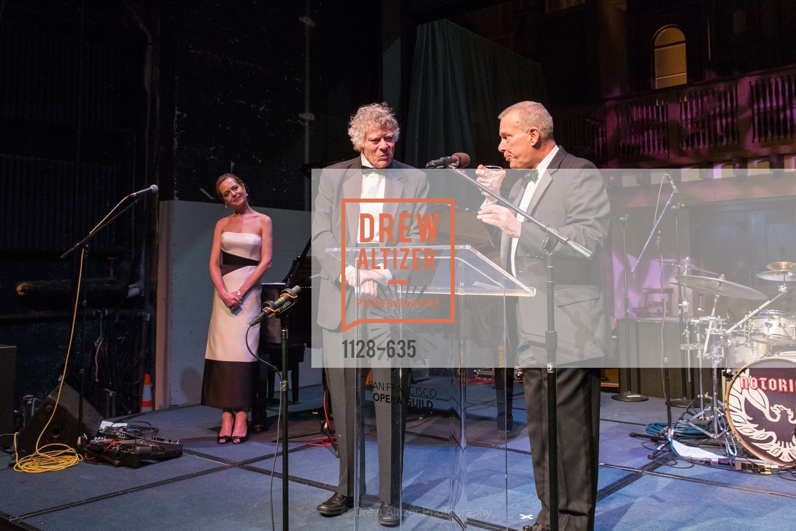 Gordon Getty, David Gockley, An Evening on the Stage Honoring Renaissance Man Gordon Getty, War Memorial Opera House. 301 Van Ness Ave, December 7th, 2015,Drew Altizer, Drew Altizer Photography, full-service agency, private events, San Francisco photographer, photographer california