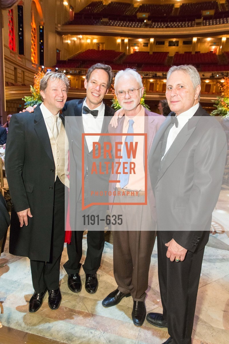 Mark Adamo, Jake Heggie, John Adams, John Corigliano, An Evening on the Stage Honoring Renaissance Man Gordon Getty, War Memorial Opera House. 301 Van Ness Ave, December 7th, 2015,Drew Altizer, Drew Altizer Photography, full-service agency, private events, San Francisco photographer, photographer california