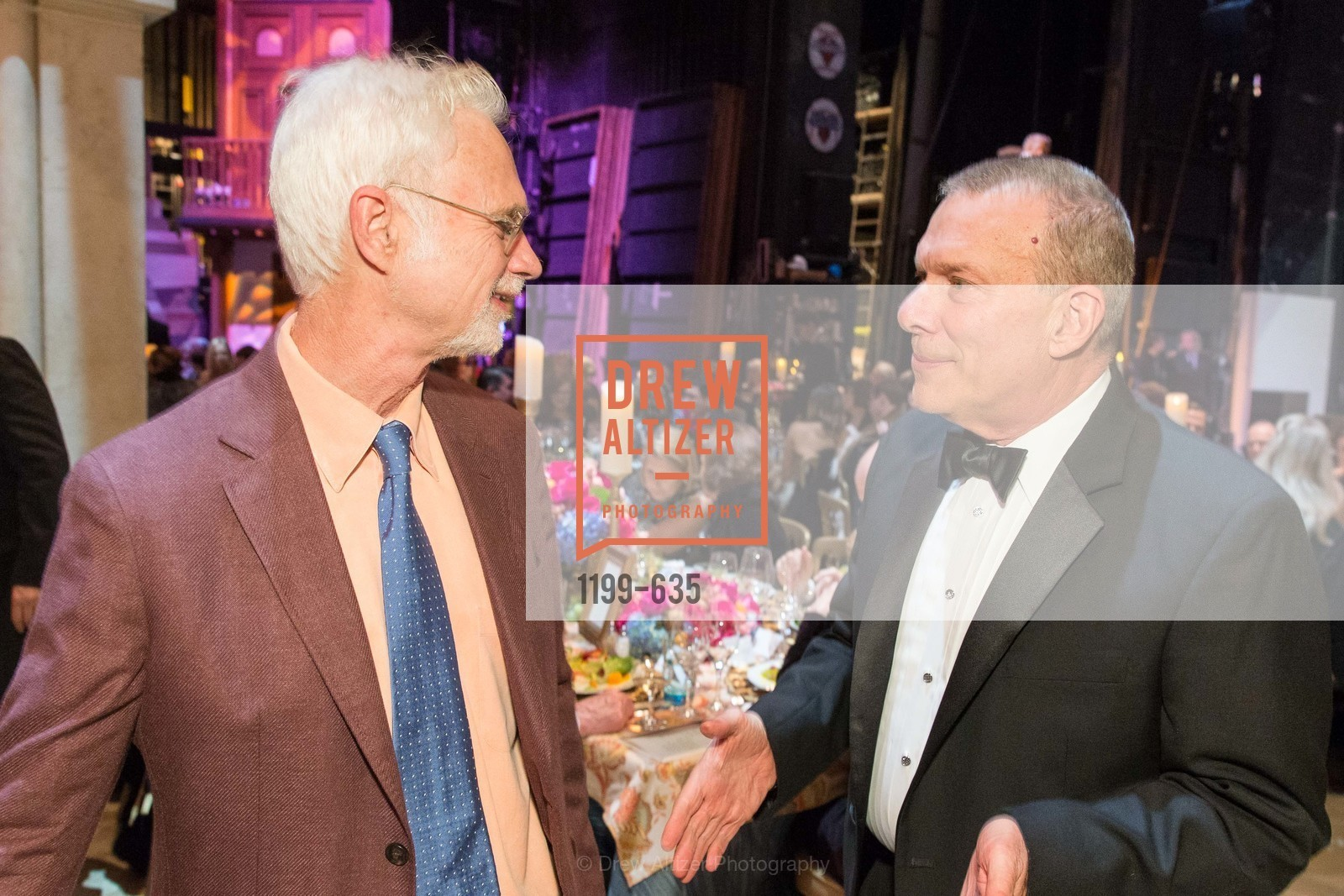 John Adams, David Gockley, An Evening on the Stage Honoring Renaissance Man Gordon Getty, War Memorial Opera House. 301 Van Ness Ave, December 7th, 2015,Drew Altizer, Drew Altizer Photography, full-service event agency, private events, San Francisco photographer, photographer California
