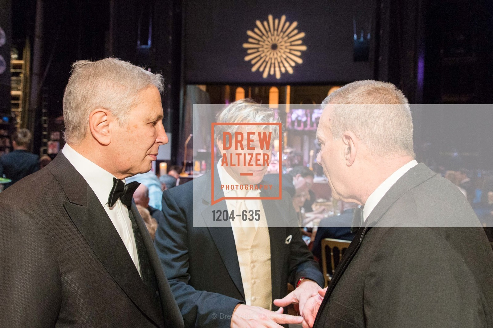 John Corigliano, Mark Adamo, David Gockley, An Evening on the Stage Honoring Renaissance Man Gordon Getty, War Memorial Opera House. 301 Van Ness Ave, December 7th, 2015,Drew Altizer, Drew Altizer Photography, full-service agency, private events, San Francisco photographer, photographer california