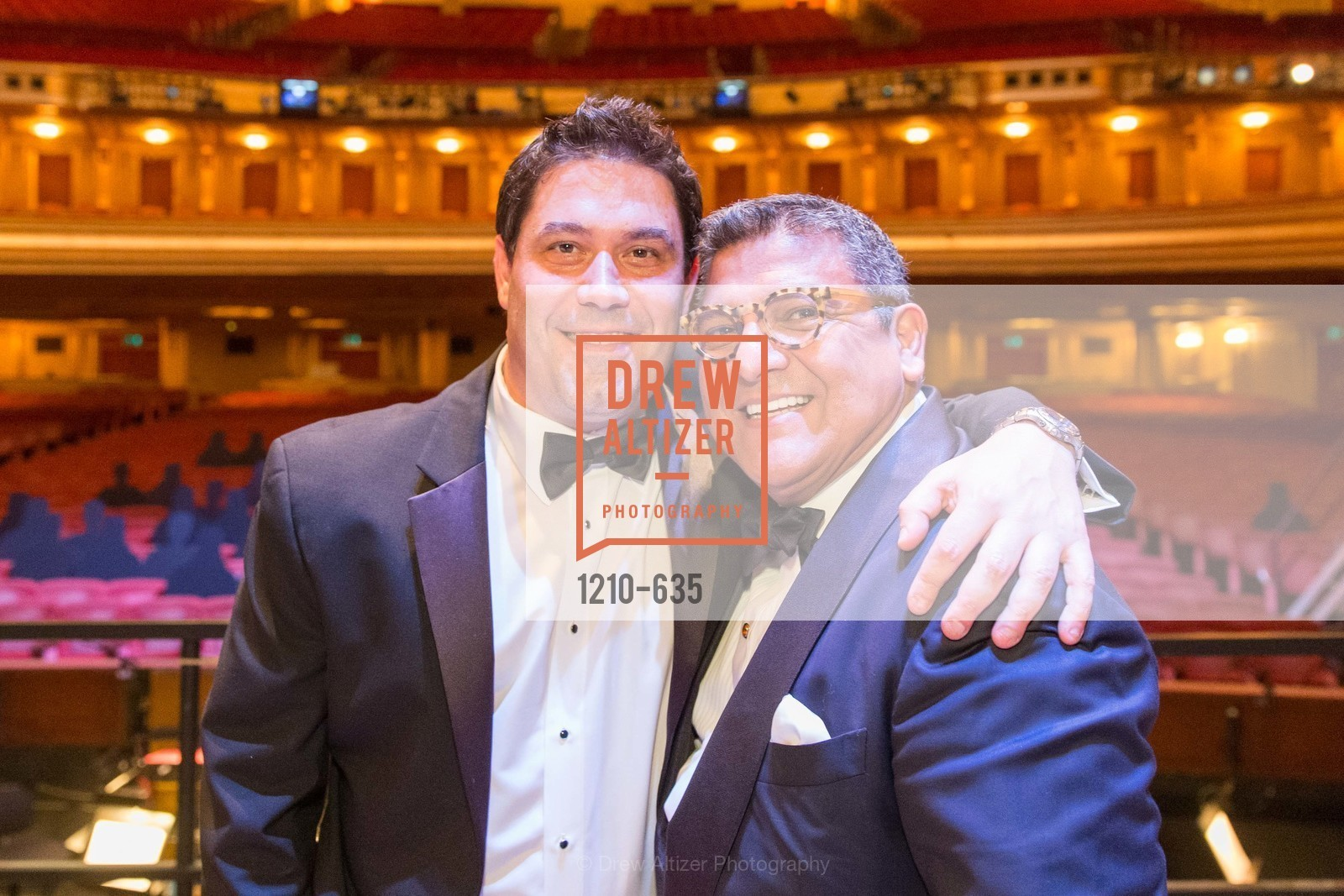 Christian Mills, Riccardo Benavides, An Evening on the Stage Honoring Renaissance Man Gordon Getty, War Memorial Opera House. 301 Van Ness Ave, December 7th, 2015,Drew Altizer, Drew Altizer Photography, full-service agency, private events, San Francisco photographer, photographer california