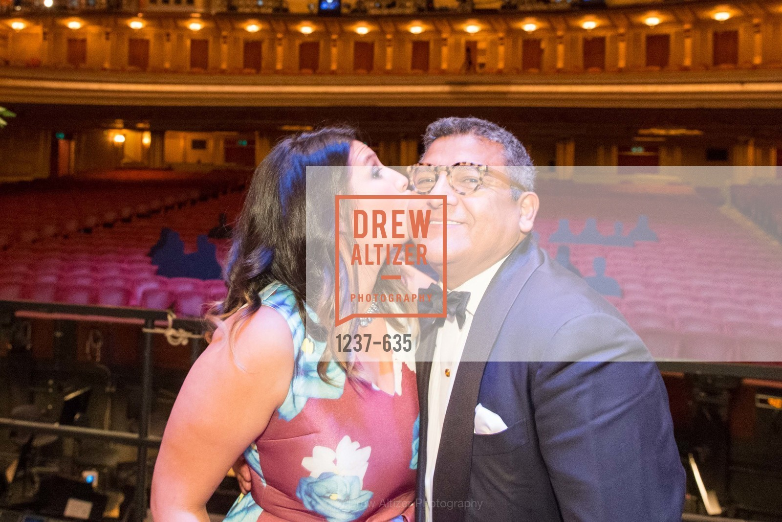 Dianne Cavagnaro, Riccardo Benavides, An Evening on the Stage Honoring Renaissance Man Gordon Getty, War Memorial Opera House. 301 Van Ness Ave, December 7th, 2015,Drew Altizer, Drew Altizer Photography, full-service agency, private events, San Francisco photographer, photographer california