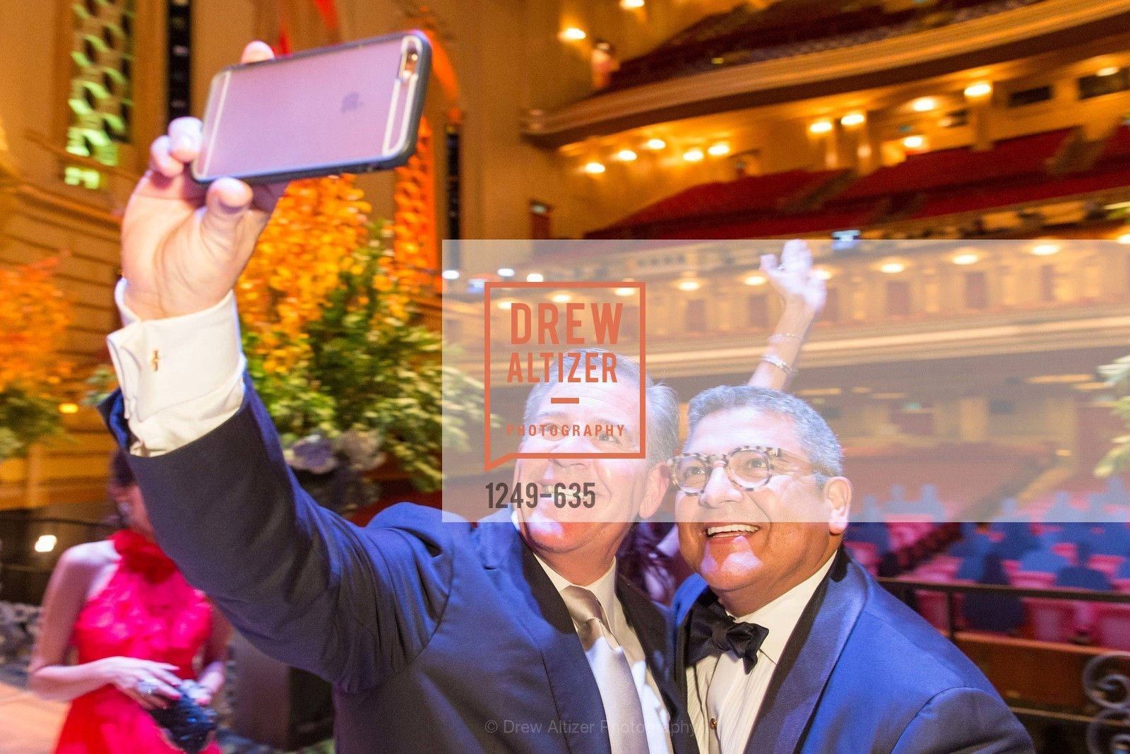 Gregg Lynn, Riccardo Benavides, An Evening on the Stage Honoring Renaissance Man Gordon Getty, War Memorial Opera House. 301 Van Ness Ave, December 7th, 2015,Drew Altizer, Drew Altizer Photography, full-service agency, private events, San Francisco photographer, photographer california