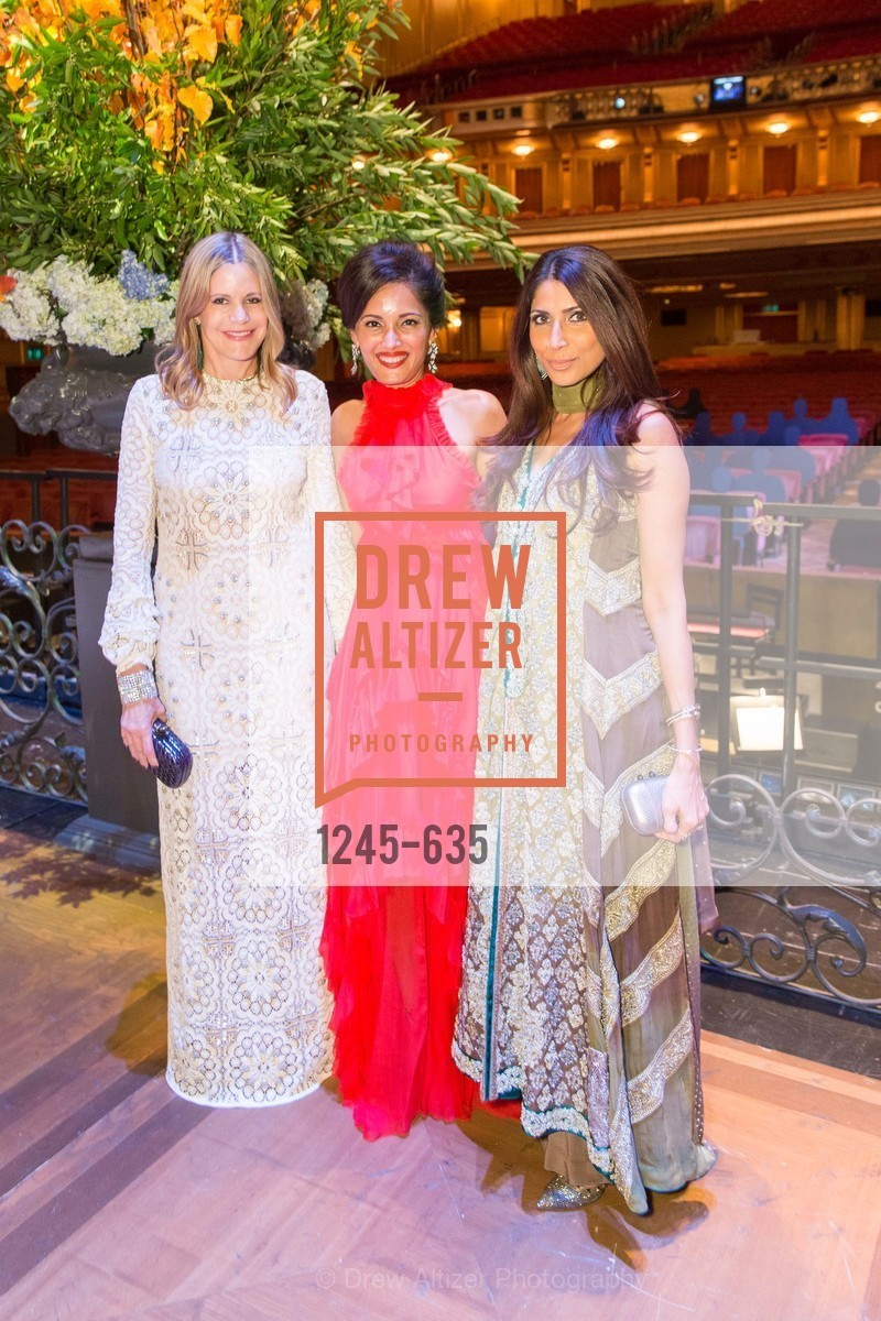 Mary Beth Shimmon, Komal Shah, Sobia Shaikh, An Evening on the Stage Honoring Renaissance Man Gordon Getty, War Memorial Opera House. 301 Van Ness Ave, December 7th, 2015,Drew Altizer, Drew Altizer Photography, full-service agency, private events, San Francisco photographer, photographer california