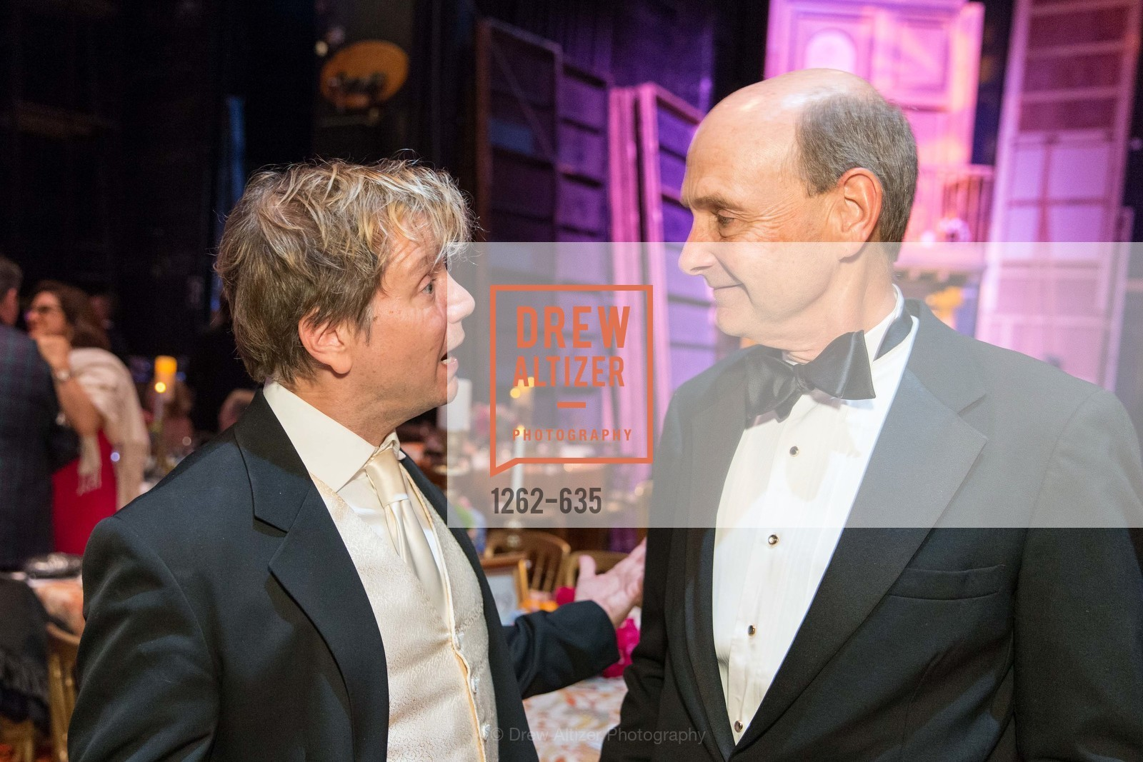 Mark Adamo, Keith Geeslin, An Evening on the Stage Honoring Renaissance Man Gordon Getty, War Memorial Opera House. 301 Van Ness Ave, December 7th, 2015,Drew Altizer, Drew Altizer Photography, full-service agency, private events, San Francisco photographer, photographer california
