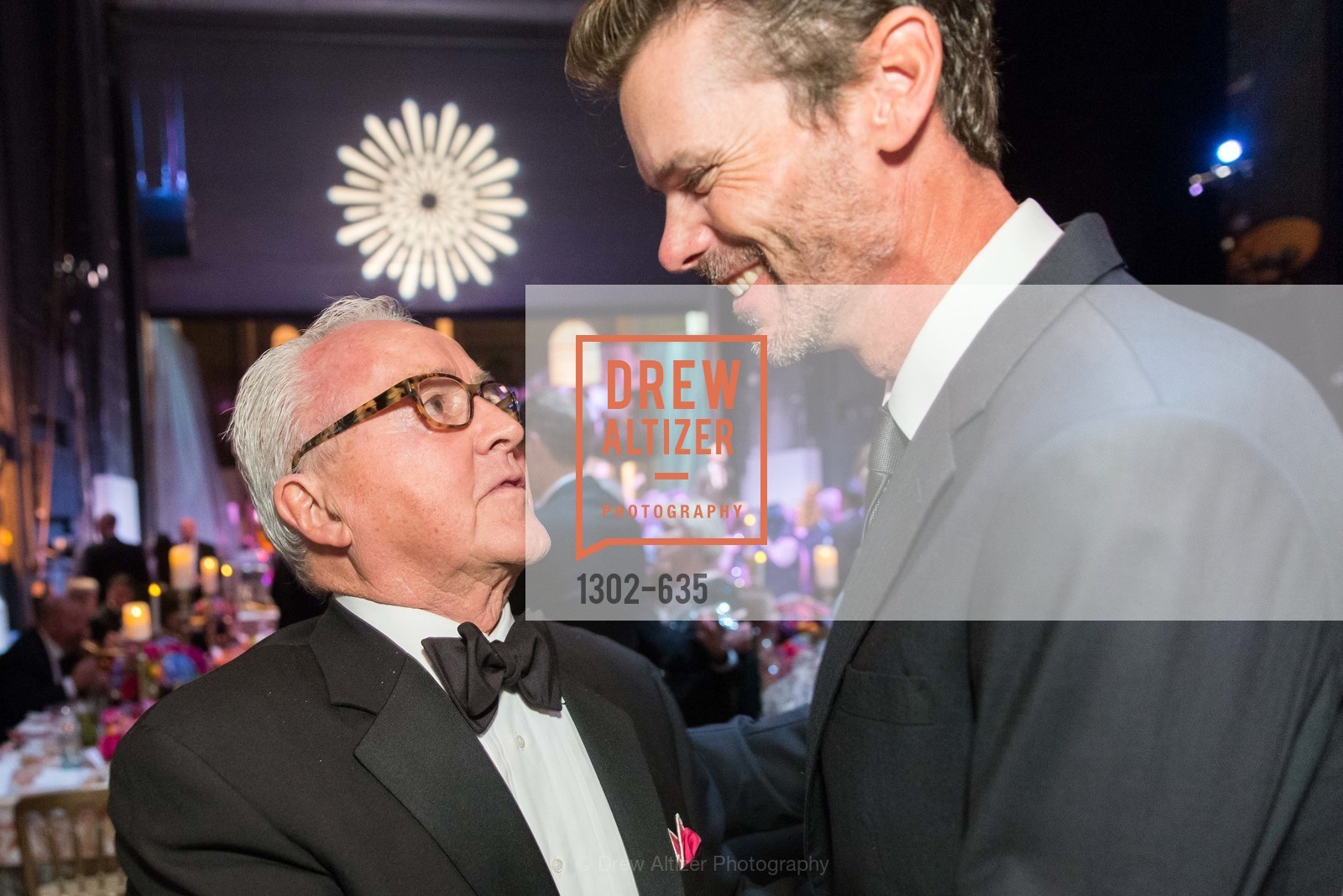 Jim Halligan, Billy Getty, An Evening on the Stage Honoring Renaissance Man Gordon Getty, War Memorial Opera House. 301 Van Ness Ave, December 7th, 2015,Drew Altizer, Drew Altizer Photography, full-service agency, private events, San Francisco photographer, photographer california