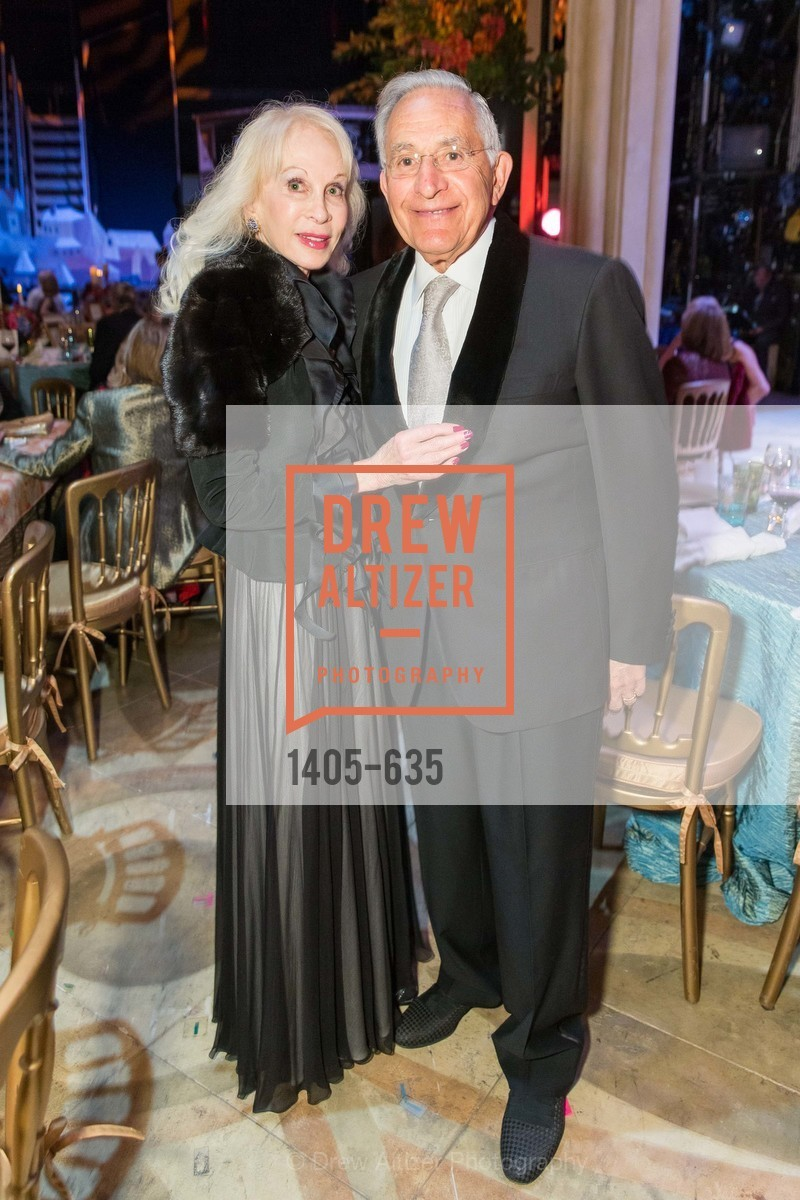Judith Renard, John Renard, An Evening on the Stage Honoring Renaissance Man Gordon Getty, War Memorial Opera House. 301 Van Ness Ave, December 7th, 2015,Drew Altizer, Drew Altizer Photography, full-service event agency, private events, San Francisco photographer, photographer California