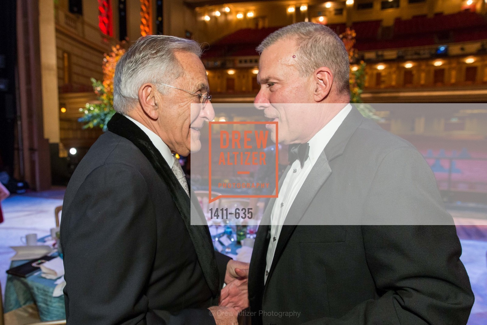 John Renard, David Gockley, An Evening on the Stage Honoring Renaissance Man Gordon Getty, War Memorial Opera House. 301 Van Ness Ave, December 7th, 2015,Drew Altizer, Drew Altizer Photography, full-service agency, private events, San Francisco photographer, photographer california