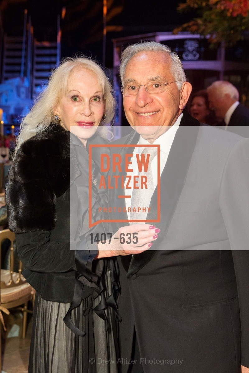 Judith Renard, John Renard, An Evening on the Stage Honoring Renaissance Man Gordon Getty, War Memorial Opera House. 301 Van Ness Ave, December 7th, 2015,Drew Altizer, Drew Altizer Photography, full-service agency, private events, San Francisco photographer, photographer california