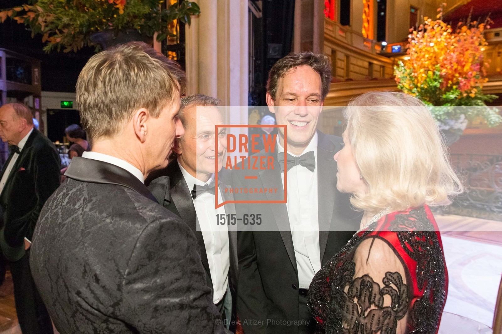 Curt Brannom, Jake Heggie, An Evening on the Stage Honoring Renaissance Man Gordon Getty, War Memorial Opera House. 301 Van Ness Ave, December 7th, 2015,Drew Altizer, Drew Altizer Photography, full-service agency, private events, San Francisco photographer, photographer california