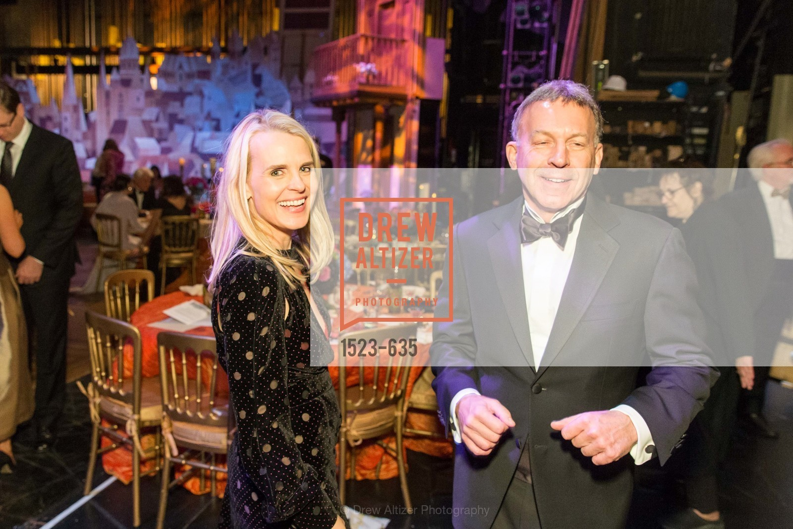 Jane Mudge, Nellis Smith, An Evening on the Stage Honoring Renaissance Man Gordon Getty, War Memorial Opera House. 301 Van Ness Ave, December 7th, 2015,Drew Altizer, Drew Altizer Photography, full-service agency, private events, San Francisco photographer, photographer california