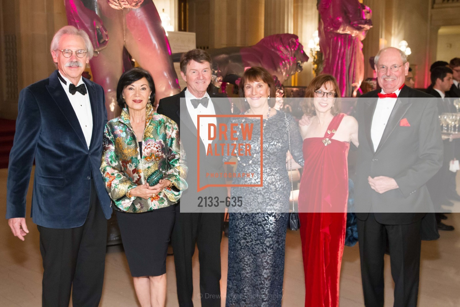 Karl Lindberg, Nafiseh Lindberg, Paul Sagues, Debby Sagues, Diana Kissil, John Cullison, An Evening on the Stage Honoring Renaissance Man Gordon Getty, War Memorial Opera House. 301 Van Ness Ave, December 7th, 2015,Drew Altizer, Drew Altizer Photography, full-service agency, private events, San Francisco photographer, photographer california