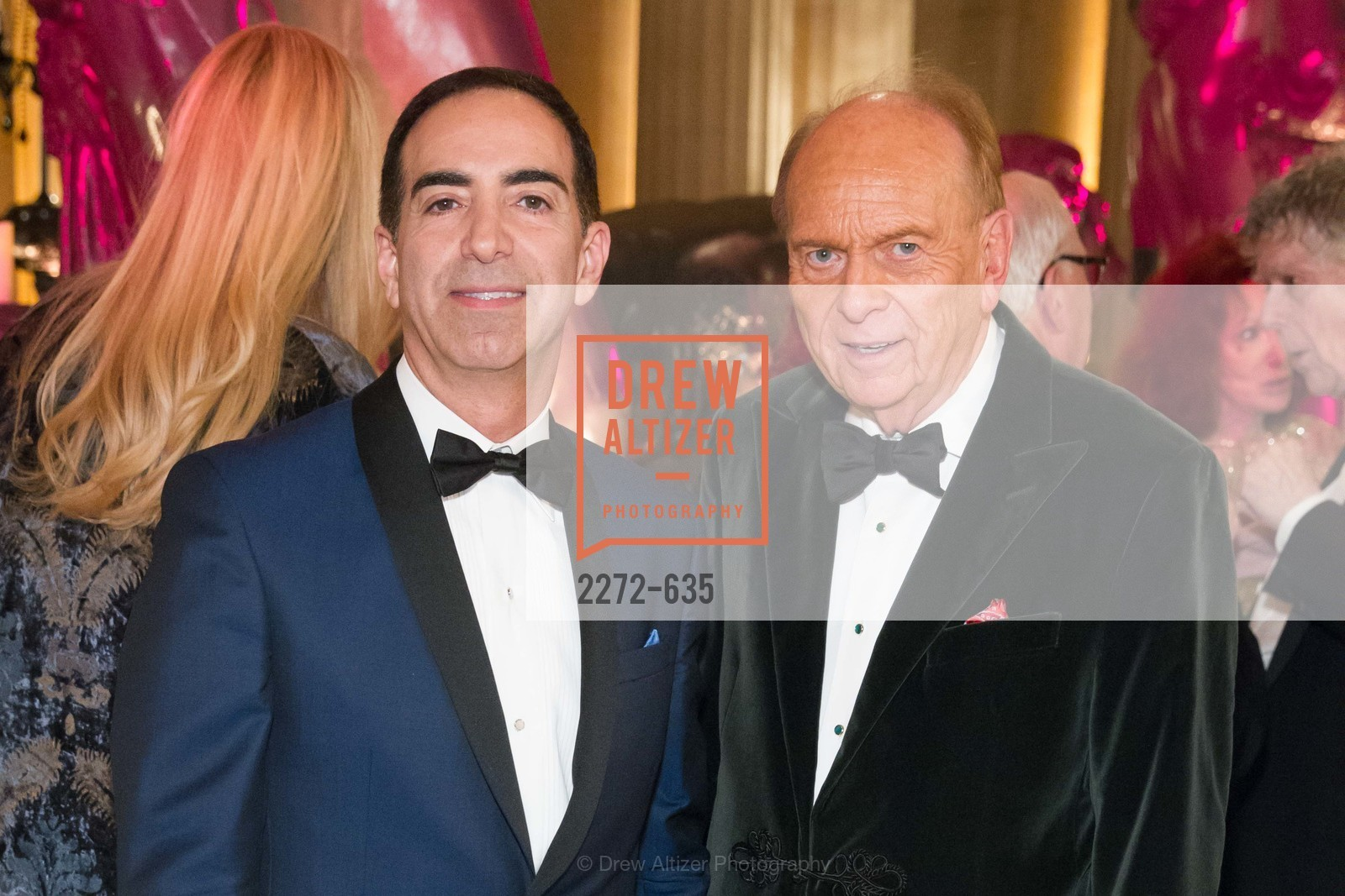 Elie Abi-Jaoude, David Pace, An Evening on the Stage Honoring Renaissance Man Gordon Getty, War Memorial Opera House. 301 Van Ness Ave, December 7th, 2015,Drew Altizer, Drew Altizer Photography, full-service agency, private events, San Francisco photographer, photographer california