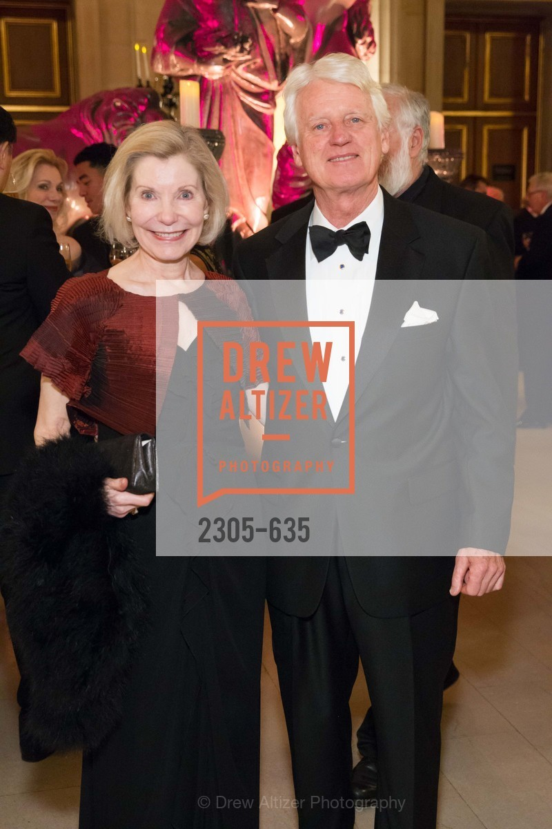 Barbara Traisman, Klaus Murer, An Evening on the Stage Honoring Renaissance Man Gordon Getty, War Memorial Opera House. 301 Van Ness Ave, December 7th, 2015,Drew Altizer, Drew Altizer Photography, full-service agency, private events, San Francisco photographer, photographer california