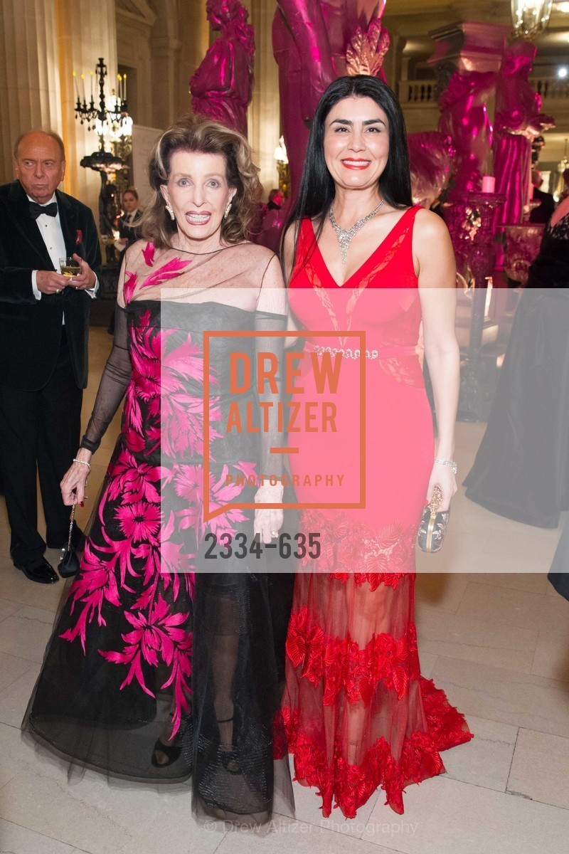 Ellie Brown, Afsaneh Akhtari, An Evening on the Stage Honoring Renaissance Man Gordon Getty, War Memorial Opera House. 301 Van Ness Ave, December 7th, 2015,Drew Altizer, Drew Altizer Photography, full-service agency, private events, San Francisco photographer, photographer california