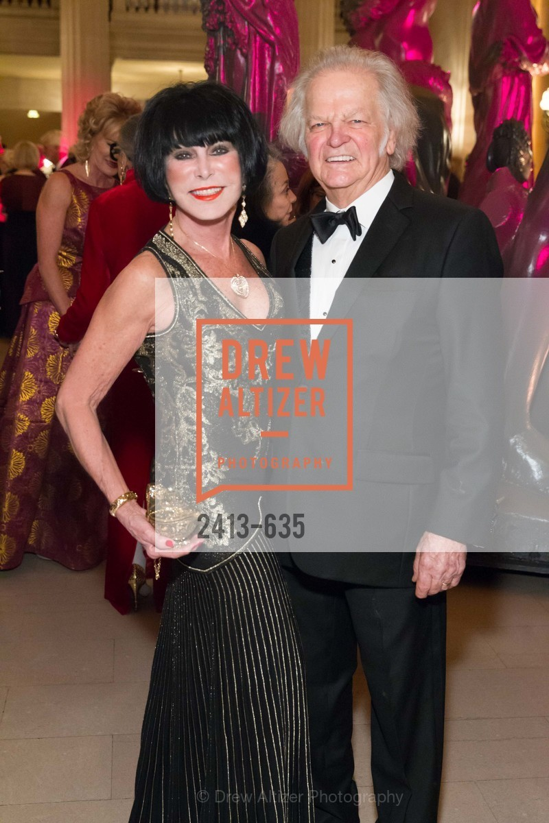 Marilyn Cabak, Michael Cabak, An Evening on the Stage Honoring Renaissance Man Gordon Getty, War Memorial Opera House. 301 Van Ness Ave, December 7th, 2015,Drew Altizer, Drew Altizer Photography, full-service agency, private events, San Francisco photographer, photographer california